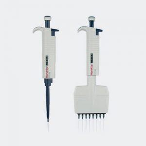 Micropipetas monocanal y multicanal HANDROP distribuidor Equilabo