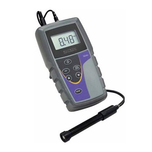 Oxígeno portatil D06 eutech Instruments distribuído por Equilabo
