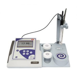 PH metro de sobremesa pH80 GLP XS Instruments distribuidor Equilabo