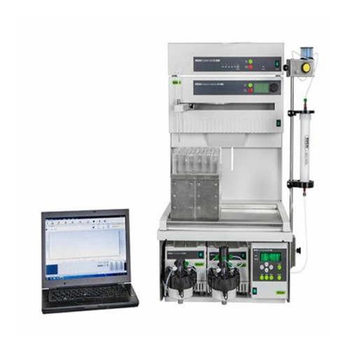 Sepacore flash systems X10 BUCHI SWITZERLAND distribuidor Equilabo