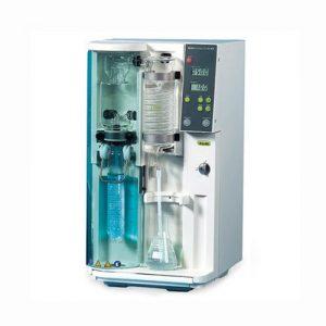 Unidad de destilacion K 350 K 355 distribuidor Equilabo