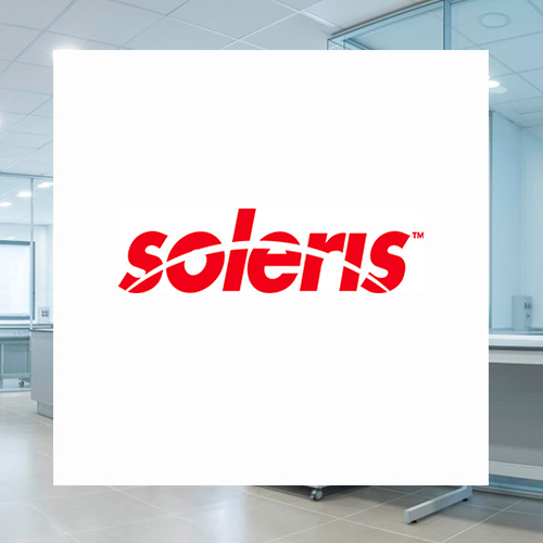 Logotipo Solaris distribuído por Equilabo