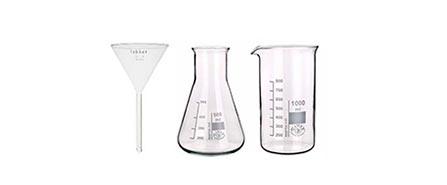 Productos de material vidrio distribuidor Equilabo