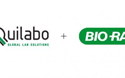 Distribución gama de productos Food Safety Bio-Rad